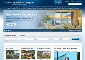 Michael Saunders & Company launch new website