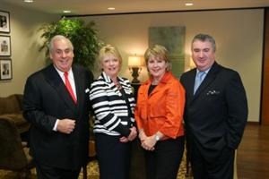 Mayfair International Realty visits Houston