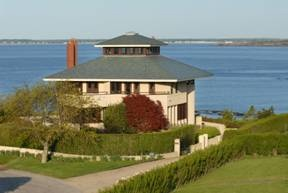 "Lila Delman Real Estate recently sold ""Sandcastle"", 585 Ocean Avenue, Newport, RI"