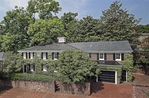 Washington Fine Properties Announces Sale of the Historic Laird-Dunlop Coach House in Washington, DC