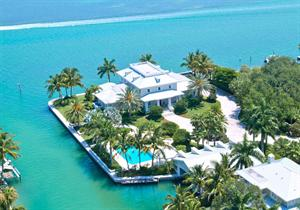 WATERFRONT ESTATE ON SIESTA KEY SELLS FOR $10 MILLION