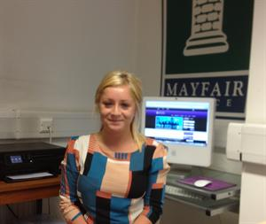 A new face at Mayfair International Realty