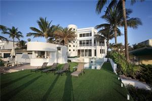 Tropical Lifestyles: Fun, Rare and Unique Architecture on Fort Lauderdale Beach