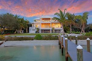 Waterfront Home On Siesta Key  Sells For $7.07 Million