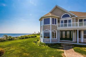 LILA DELMAN REAL ESTATE INTERNATIONAL ANNOUNCES SIGNIFICANT NARRAGANSETT, RI SALE