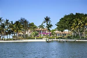Private Island Sale Is Largest Single Residential Property Transaction Recorded To Date In Southwest Florida