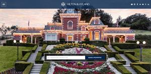REAL Trends Recognizes Hilton & Hyland Among Best Brokerage Website Designs