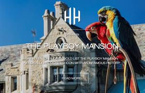 Gary Gold and Drew Fenton of Hilton & Hyland list The Playboy Mansion