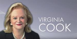 Virginia Cook Named 2015 Woman of the Year by Les Femmes Du Monde of Dallas