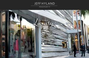 Jeff Hyland Speaks at Launch of Definition of Luxury Campaign