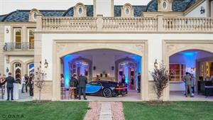 Zach Goldsmith Partners with O'Gara Coach For Exclusive Rolls Royce and Bugatti Event at 901 Alpine Listing