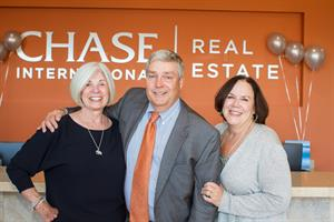 Sparks Welcomes Chase International at Opening Reception