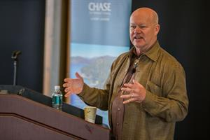 Award-Winning Journalist and Founder of Inman News Speaks to Innovation at Chase International