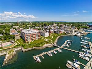 BRISTOL WATERFRONT CONDOMINIUM SELLS FOR RECORD PRICE