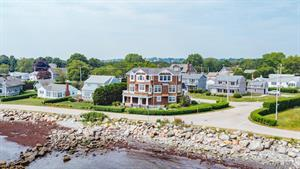 SIGNIFICANT OCEANFRONT SALE IN NARRAGANSETT