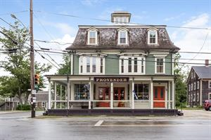 THE PROVENDER BUILDING IN TIVERTON FOUR CORNERS OFFERED AT $1.2M