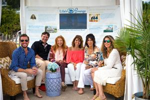 LILA DELMAN REAL ESTATE INTERNATIONAL SPONSORS OCEAN HOUSE BEACH POLO CLASSIC