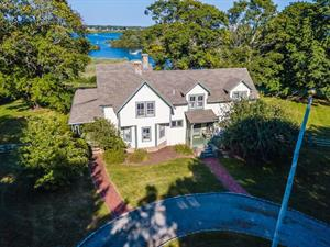 Waterfront Estate on Ninigret Pond Sells for $1.625M