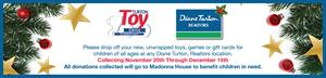 Diane Turton, Realtors Launches Turton Toy Drive In Support Of Madonna House