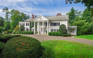 Majestic Renovated Georgian Colonial in Mid-Country Greenwich Sells for $5.925 Million.