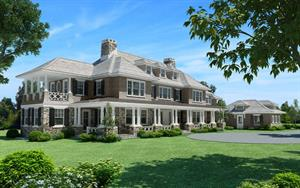 Stunning New Construction Home in Mid-Country Greenwich Sells for $12 Million.