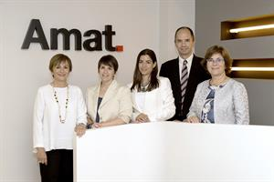 Amat Celebrate 70th Anniversary and New CEO