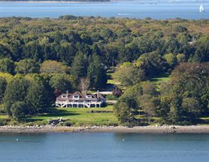 WATERFRONT HOME ON JAMESTOWN'S EAST SHORE SELLS FOR $3.225M