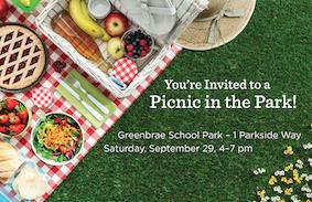 Zephyr Real Estate Agents Help Organize Greenbrae Picnic in the Park
