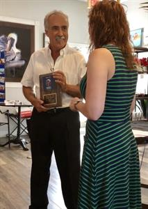 DSRE Sales Agent Jim Belanger named Rotarian of the Year