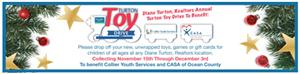 Diane Turton, Realtors  Launches Turton Toy Drive  In Support Of  CASA of Ocean County and Collier Youth Services