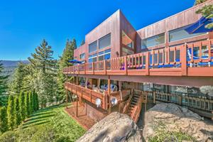 Whitesnake's Tahoe Estate Offers Rock-Star Views