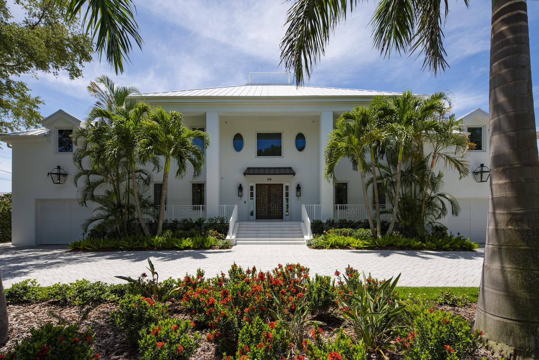 $9.1M Davis Island Home Sells Off-Market by Smith & Associates in Tampa Bay