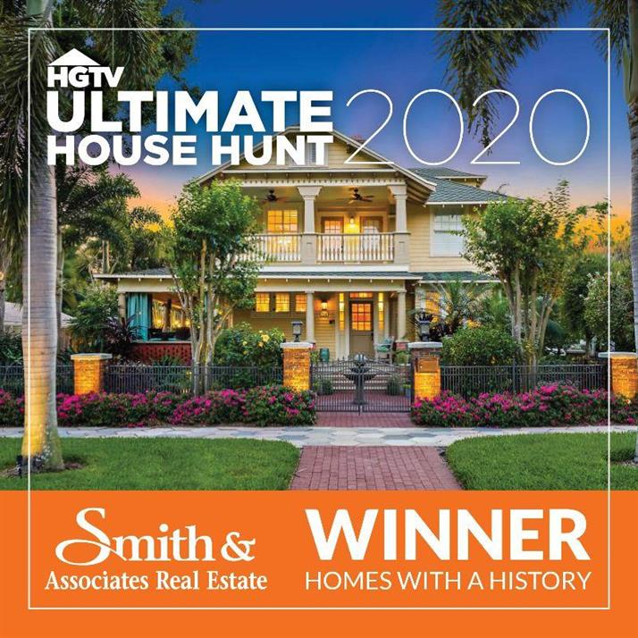 Tampa Bay Home Voted Winner in HGTV's Ultimate House Hunt Over 1.5 million votes were cast in annual online promotion