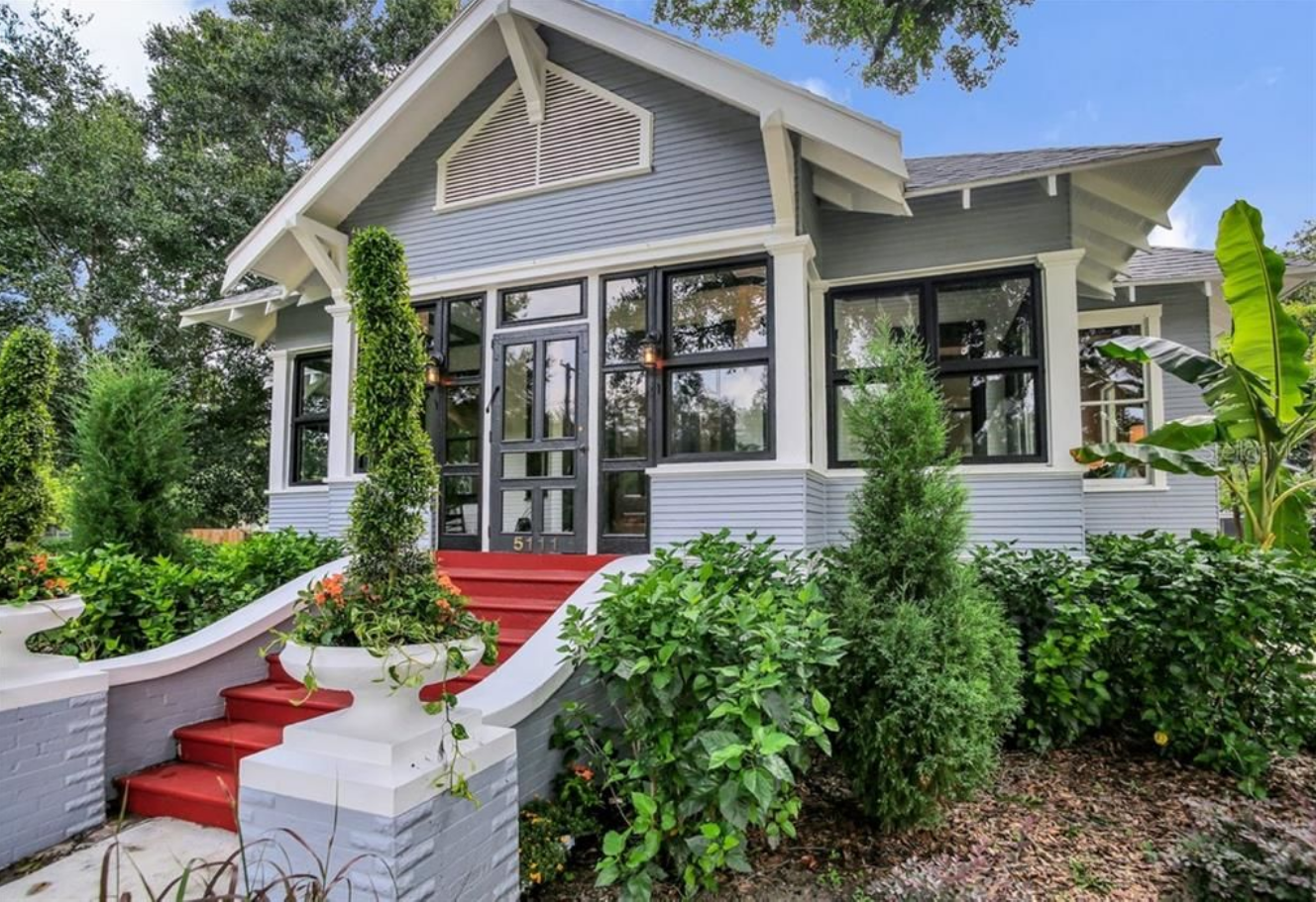 Historically Restored Home Sets Real Estate Record in Seminole Heights, Florida