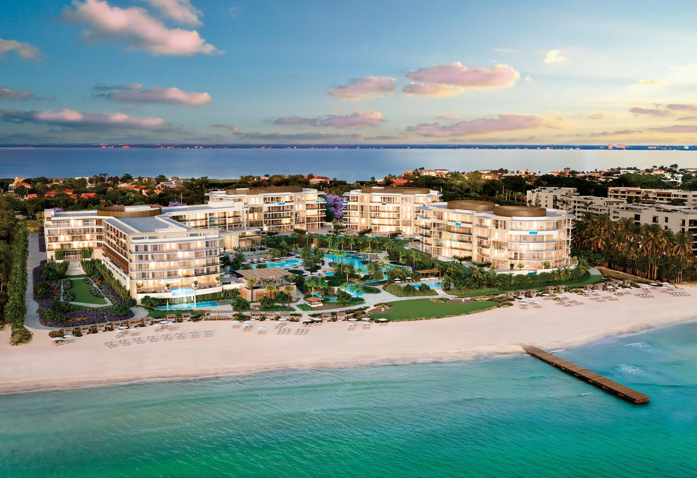 Unicorp Achieves Unprecedented Record Sales with Summer Launch of The Residences at The St. Regis Longboat Key Resort