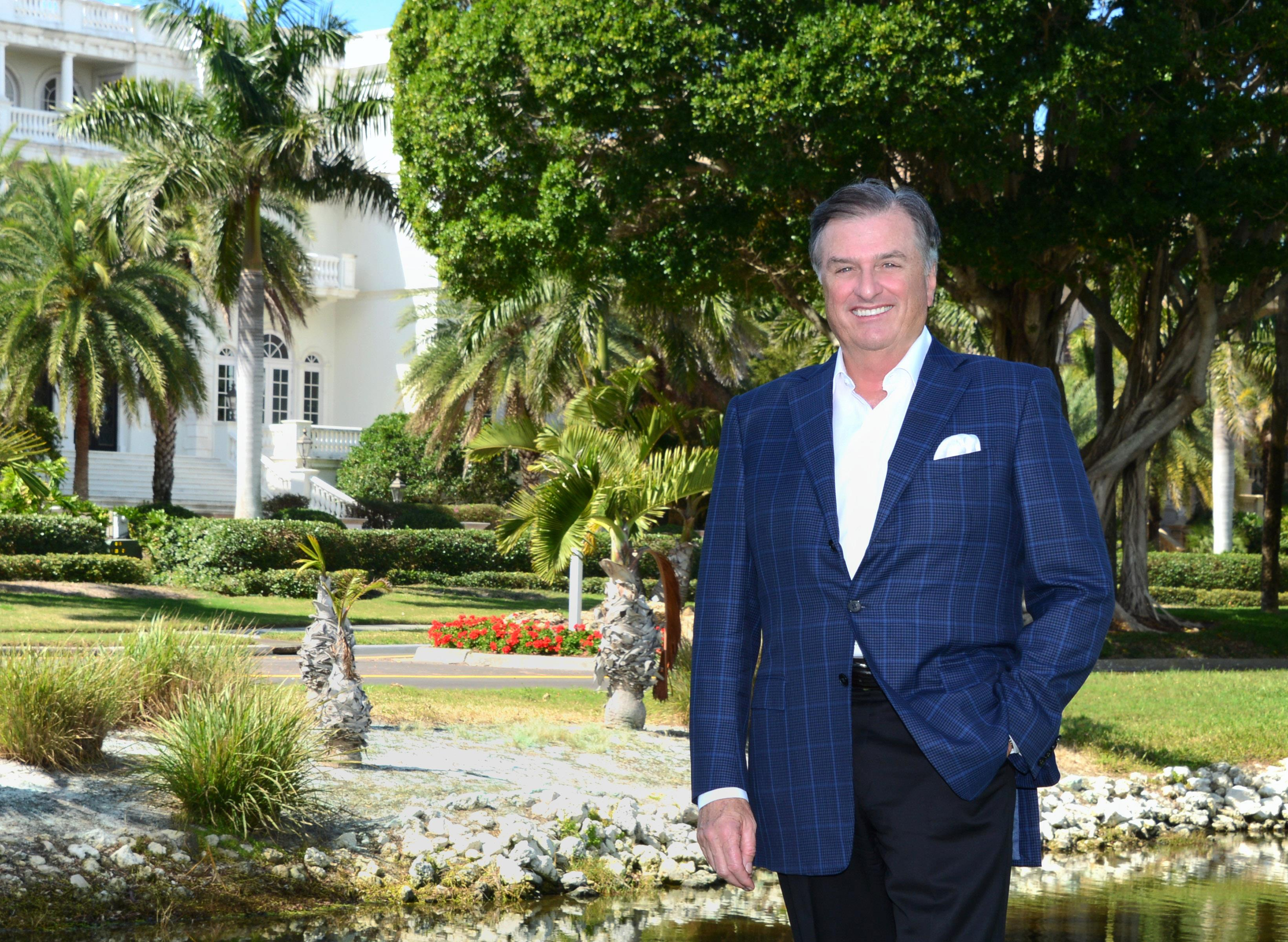 GRAND LONGBOAT KEY ESTATE SETS NEW RESIDENTIAL RECORD