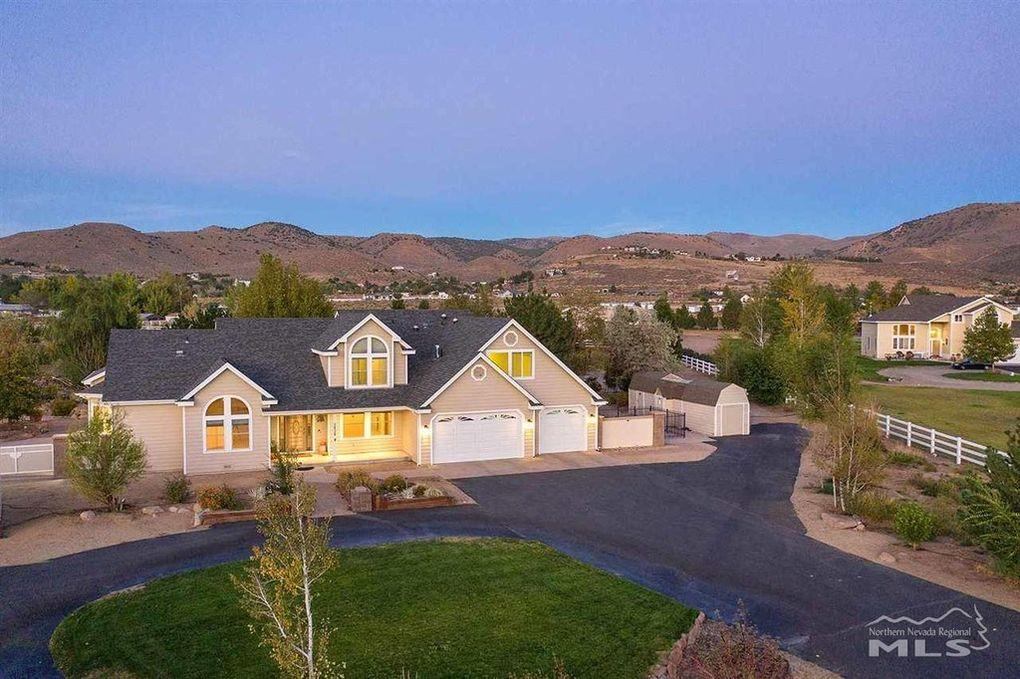 Chase International is pleased to announce the sale of 3620 Jacobs Ct, Washoe Valley, NV, for $1,135,000