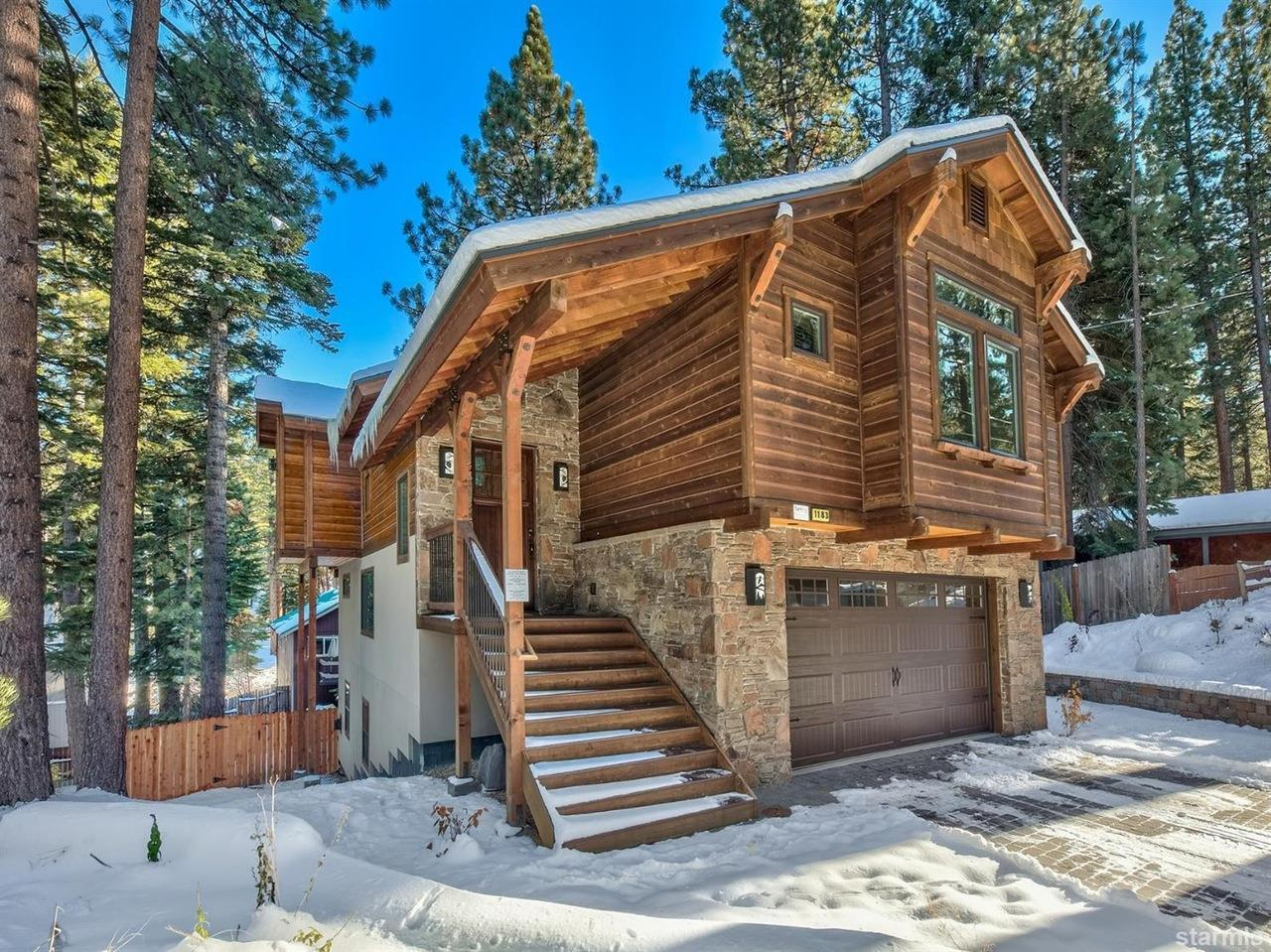 Chase International is pleased to announce the sale of 1183 Prospector, South Lake Tahoe, CA, for $1,215,000
