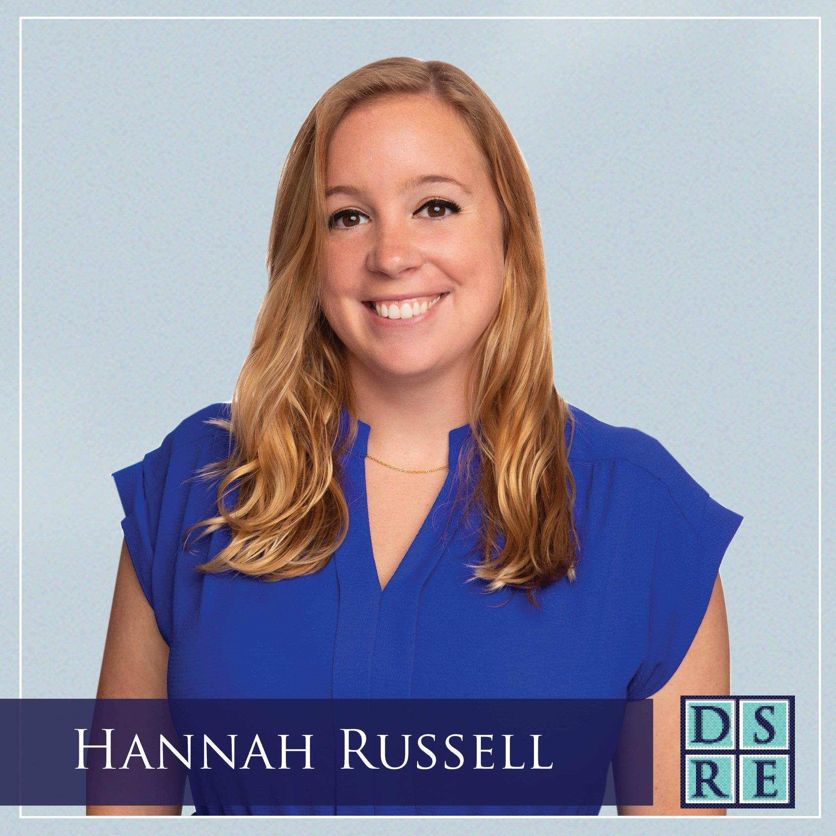 Dale Sorensen Real Estate welcomes sales associate Hannah Russell